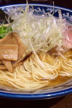 豊魚鶏だし醤油ラーメン @麺処さとう 本蓮沼