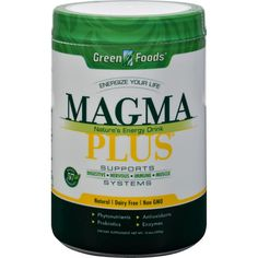 We are now carrying Green Foods Magma.... Get yours now http://www.zapova.com/products/green-foods-magma-plus-powder-11-oz?utm_campaign=social_autopilot&utm_source=pin&utm_medium=pin