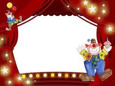 Invitaciones para imprimir gratis de payasos. Circus Peanuts, Kids Dishes, Le Clown, Rainbow Tutu, Clowning Around, Carnival Games, Classroom Themes, Holi, Invitations