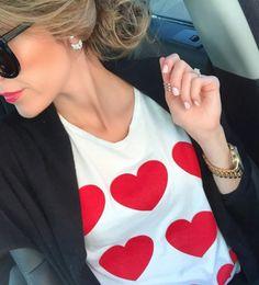 sweet heart Valentine's shirt http://rstyle.me/n/vuk6zr9te