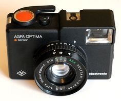 I had this Agfa 35mm camera, loved it
