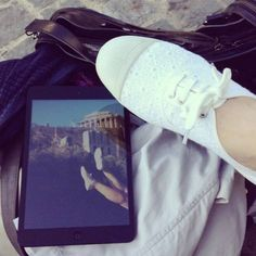 Thank you Type my style ! Wonderful day at Acropolis with Bensimon Greece.  https://www.facebook.com/photo.php?fbid=408110335968807=a.176309582482218.40237.128023693977474=1