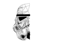 STAR WARS Stormtrooper Tectonic on Behance