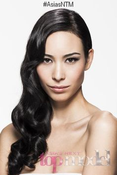I think if Asami Sato would be a real person she would look like this. The original picture without my retouches would in this link. Her name is Sofia W. The Real ASAMI SATO Asia's Next Top Model, Asami Sato, Beauty Shots, Gorgeous Hair, Cool Photos, Hairstyle, Photoshoot, Top Models, Avatar