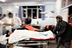 """Luglio 2012 - """"L'ospedale di #Emergency a #Kabul è pienissimo, più di 100 pazienti ricoverati; la notte soprattutto è un crocevia di feriti senza sosta. Nessun evento particolare ma un'infinità di mine, bullet (proiettili) e accoltellati."""""""