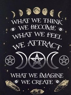 Image uploaded by Ibizahippy. Find images and videos about quotes, witch and wicca on We Heart It - the app to get lost in what you love. Great Quotes, Quotes To Live By, Me Quotes, Motivational Quotes, Inspirational Quotes, The Words, Magick, Witchcraft, Wiccan Witch