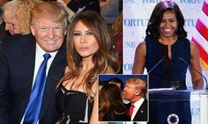 Melania Trump refuses to speak about Michelle Obama in interview