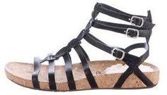 UGG Multistrap Leather Sandals