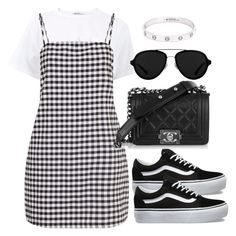 """Untitled #3923"" by theeuropeancloset on Polyvore featuring T By Alexander Wang, Vans, 3.1 Phillip Lim and Cartier"