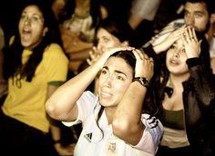 10 diferencias entre un hincha de fútbol argentino y otro holandés
