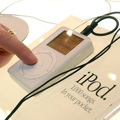 Fourteen years ago in October, Apple changed how we listen to music with the introduction of the iPod. Then, in the company discontinued the classic iPod Inspektor Gadget, Listening To Music, Then And Now, Ipod, Evolution, Apple, Songs, October, Amazing