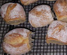 Rezept Kartoffel-Dinkelbrötchen von bobbek - Rezept der Kategorie Brot & Brötchen