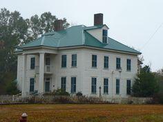 Allen Grove in Old Spring Hill, Marengo County, Alabama
