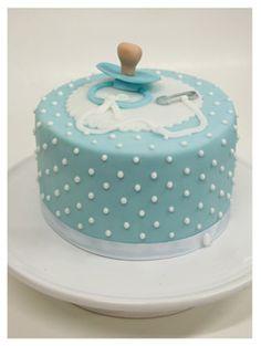 Cake. Tarta Bebe