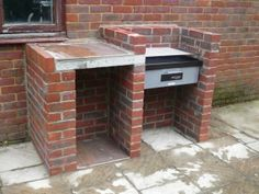 Need a brick-built barbeque or other small garden feature? Click here ...