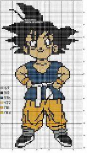 Graficos de Bola de Dragón / Goku / Dragon ball