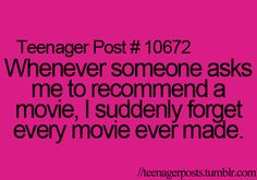 teenager post | movie, pink , quote, teenager post - image #744062 on Favim.com