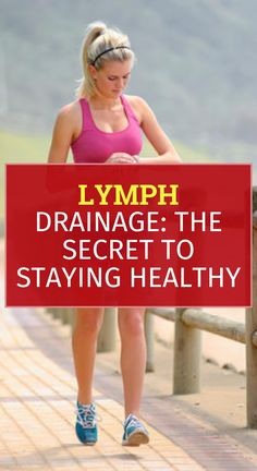 Lymph Drainage: The Secret To Staying Healthy - Daily Essentials Manual Health And Fitness Tips, Health And Nutrition, Health And Wellness, Health Tips, Health Memes, Health Exercise, Fitness Plan, Detox Lymphatic System, Lymphatic Drainage Massage
