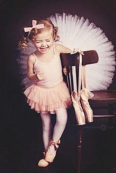toddler ballerina photo shoot - Google Search                                                                                                                                                                                 More