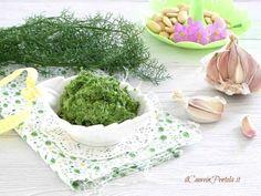 Pesto di finocchietto http://www.ilcuoreinpentola.it/ricette/pesto-di-finocchietto/