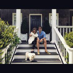 結婚3周年❤ オリヴィア・パレルモ&ヨハネス・ヒューブルのイチャつきスナップ40|エル・ガール オンライン