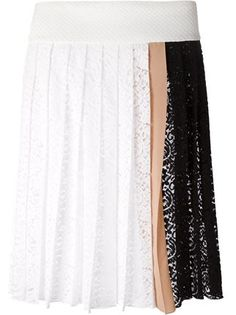 You'll find a great selection of designer pleated skirts at Farfetch. Search from over 2000 designers and hundreds of boutiques for the perfect pleated skirt Pleated Skirt, Lace Skirt, Sequin Skirt, N21, Maje, White Skirts, Petra, Shopping, Collection