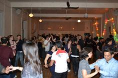 ERROL MONTHLY SALSA-BACHATA PARTIES HAS 2 LOCATIONS.