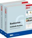 BKI Baukosten Neubau 2017. 2 Bände.