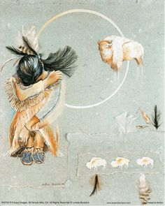 Simply Wow! This Indian prayer white buffalo Native American print poster is sure to bring aesthetic appeal of your living room. Hang this contemporary style poster on the wall of your living room and add a classy touch to your home decor. This poster would be a idle gift for any art lover. We offer durability and perfect color accuracy which keep long lasting beauty of the product.