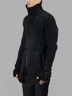 LEON EMANUEL BLANCK - LEATHER JACKETS - Antonioli.eu