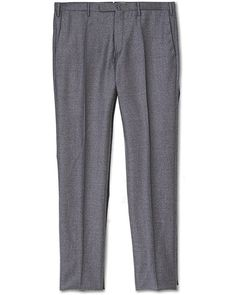 osoitteesta CareOfCarl.fi Flannel, Fall Winter, Pajama Pants, Pajamas, Trousers, Sweatpants, Slim, Grey, Fitness