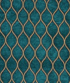 Iman Malta Peacock Fabric - maybe for accent pillows. Peacock Fabric, Peacock Decor, Blue Fabric, Peacock Bedroom, Peacock Blue, Peacock Colors, Peacock Feathers, Living Room Upholstery, Furniture Upholstery