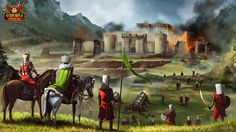 Ottoman Wars - Siege by bakarov.deviantart.com on @DeviantArt
