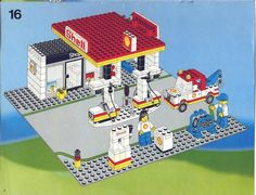 Thousands of complete step-by-step printable older LEGO® instructions for free. Here you can find step by step instructions for most LEGO® sets. Cool Minecraft Houses, Minecraft Skins, Minecraft Buildings, Lego Structures, Modele Lego, Hama Beads Minecraft, Perler Beads, Lego Super Mario, Classic Lego