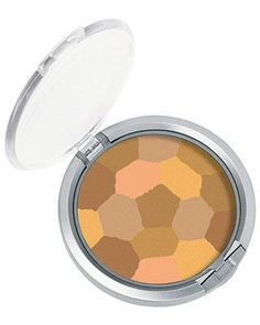 Physician's Formula Bronzer: I brush this stuff on over my liquid foundation to effectively minimize the pasty, Casper effect my face has going on. Physicians Formula Bronzer, Make Up Tricks, Contouring And Highlighting, Liquid Foundation, Best Budget, Face Powder, Light Skin, Summer Makeup, Skin Makeup