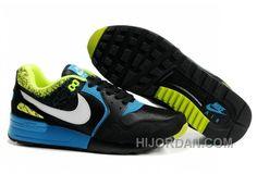 timeless design e1f44 abfb9 344082 011 Nike Air Pegasus 89 Black White Glass Blue Volt AMFM0258 New  Release T7s4tmb