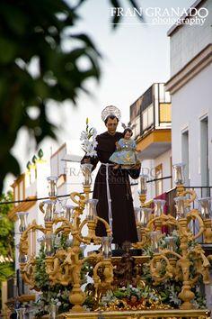Imágenes Cofrades Fran Granado: Procesión de San Antonio de Padua 1ªParte Arahal 2...