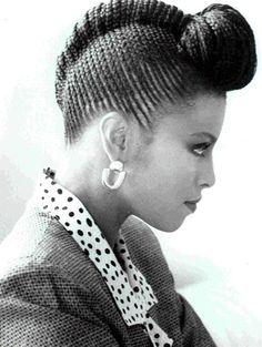 Easy braid hairstyles #blackbraidedhairstyles