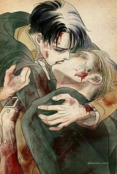 435 Best ♛Levi and Erwin images in 2019 | Attack on Titan, Eruri