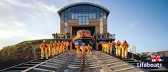 RNLI Lifeboat Station Tenby