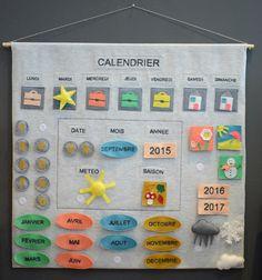 calendrier d'apprentissage