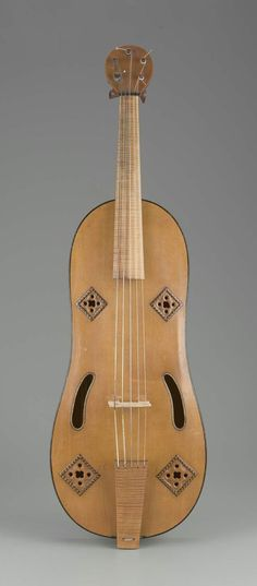 Tenor vielle (after Renaissance type)      1959     Eugen Sprenger II, German, born in 1920      Frankfurt, Germany