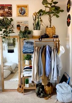 Room Design Bedroom, Room Ideas Bedroom, Bedroom Decor, Bedroom Inspo, Men Bedroom, Indie Room, Aesthetic Room Decor, Cozy Room, Dream Rooms
