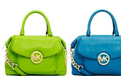 Beautiful Colours - Micheal Kors !