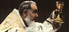 The Final Mass of St. Pio of Pietrelcina (Padre Pio) celebrated in the Church of Santa Maria delle Grazie on September 22, 1968, the day before his death.