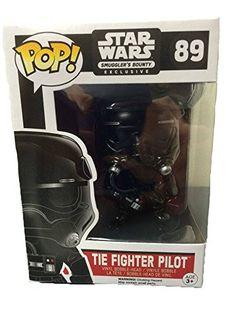 2015 November Smugglers Bounty Star Wars Tie Fighter Exclusive POP