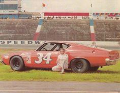 1968 - Wendell Scott's (#34) Ford Torino Cobra