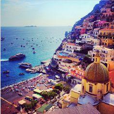 Almalfi Coast, Italy.