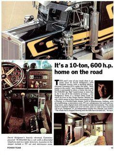 1979 Peterbilt 385 Ad