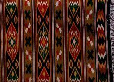 Woolen Carpet/Kylym Palestinian Embroidery, Ukrainian Art, Wood Beds, Zine, Aztec, Folk Art, Weaving, Carpet, Miniatures